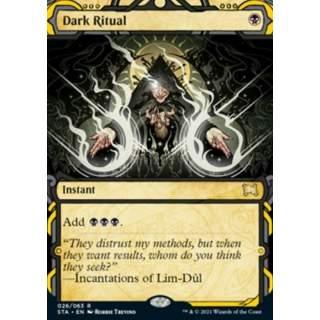 Dark Ritual (V.3) - FOIL