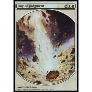 Day of Judgment - FOIL