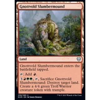 Gnottvold Slumbermound - FOIL