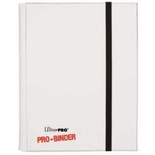 Album na karty - UP - 9-Pocket Pro-Binder White