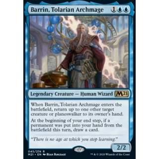 Barrin, Tolarian Archmage - FOIL