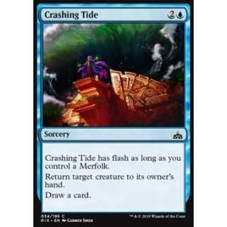 Crashing Tide