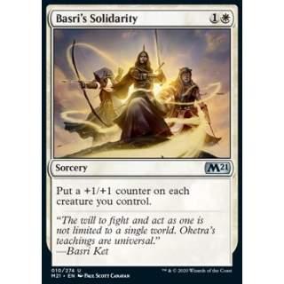 Basri's Solidarity - FOIL