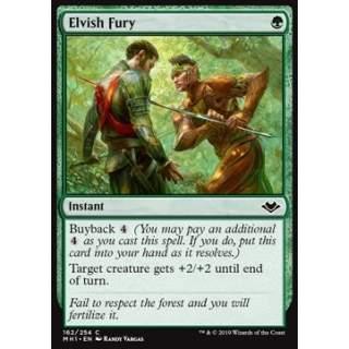 Elvish Fury
