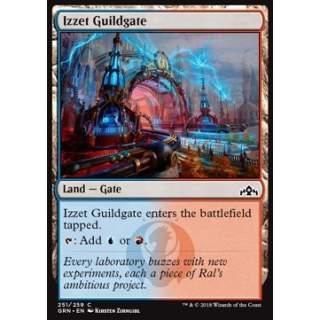 Izzet Guildgate (Version 1)