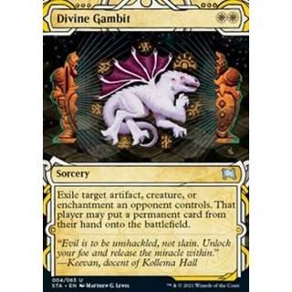 Divine Gambit (V.1) - FOIL