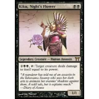 Kiku, Night's Flower