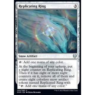 Replicating Ring - FOIL
