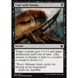 Coat with Venom
