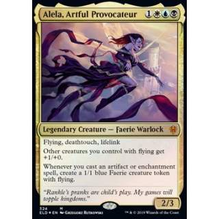 Alela, Artful Provocateur - PROMO