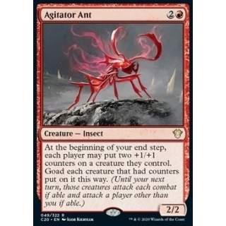 Agitator Ant