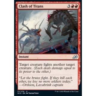 Clash of Titans - FOIL