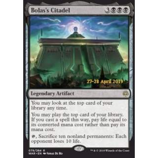 Bolas's Citadel - PROMO FOIL
