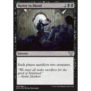 Barter in Blood