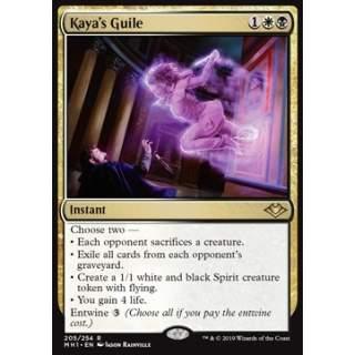 Kaya's Guile - FOIL