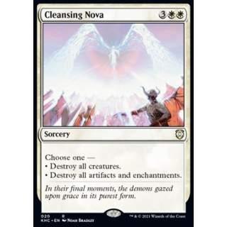 Cleansing Nova