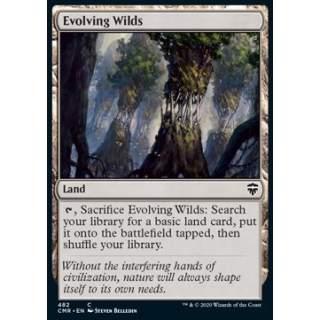 Evolving Wilds - PROMO