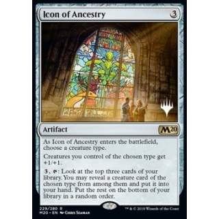 Icon of Ancestry (Version 1) - PROMO FOIL