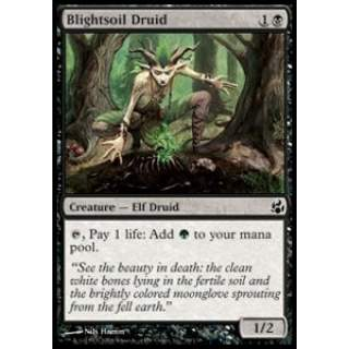 Blightsoil Druid - FOIL
