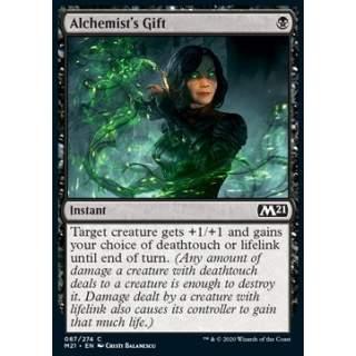 Alchemist's Gift - FOIL