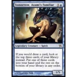 Tomorrow, Azami's Familiar