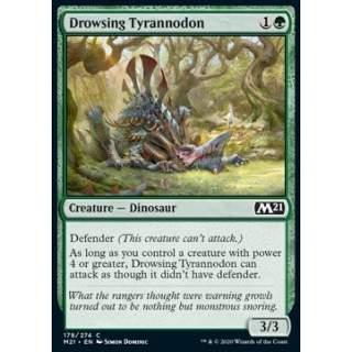 Drowsing Tyrannodon - FOIL