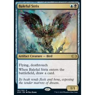Baleful Strix - FOIL
