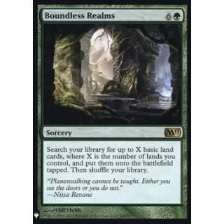 Boundless Realms - FOIL