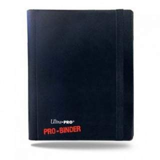 Album na karty - UP - 4-Pocket Pro-Binder Black