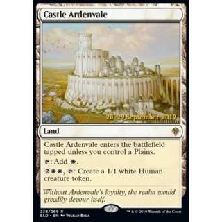 Castle Ardenvale (Version 1) - PROMO FOIL