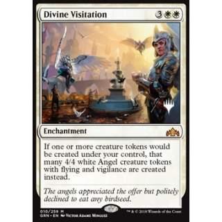 Divine Visitation - PROMO FOIL