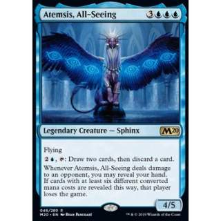 Atemsis, All-Seeing - FOIL
