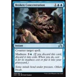 Broken Concentration