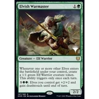 Elvish Warmaster (V.2) - PROMO