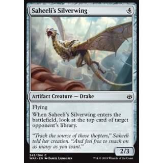 Saheeli's Silverwing - FOIL