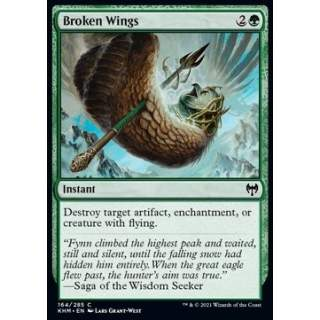 Broken Wings - FOIL
