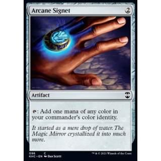Arcane Signet