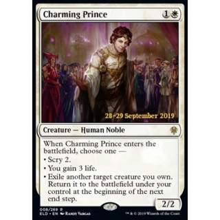 Charming Prince (Version 1) - PROMO FOIL