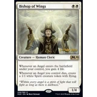 Bishop of Wings (Version 2) - PROMO FOIL