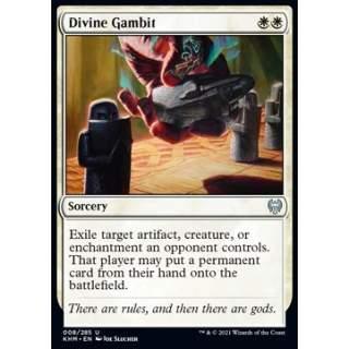 Divine Gambit - FOIL