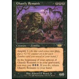 Ghastly Remains