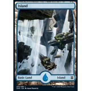 Island (V.1) - FOIL