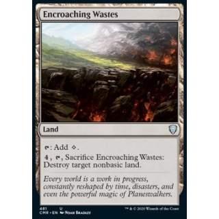 Encroaching Wastes - PROMO