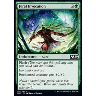 Feral Invocation - FOIL