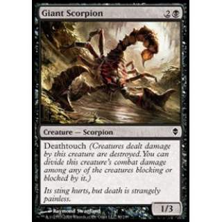 Giant Scorpion - FOIL