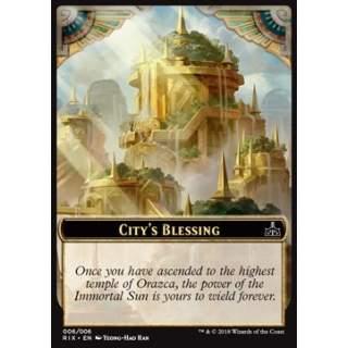 City's Blessing Token