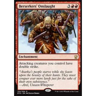 Berserkers' Onslaught
