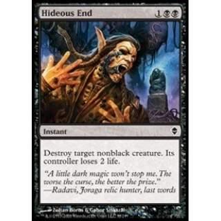 Hideous End - FOIL