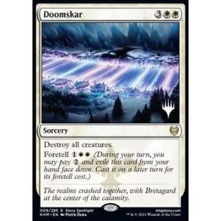 Doomskar (V.2) - PROMO FOIL