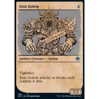 Iron Golem - PROMO FOIL